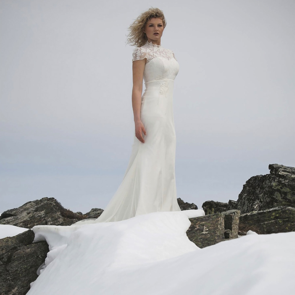 My Wedding Shoot in Queenstown snow