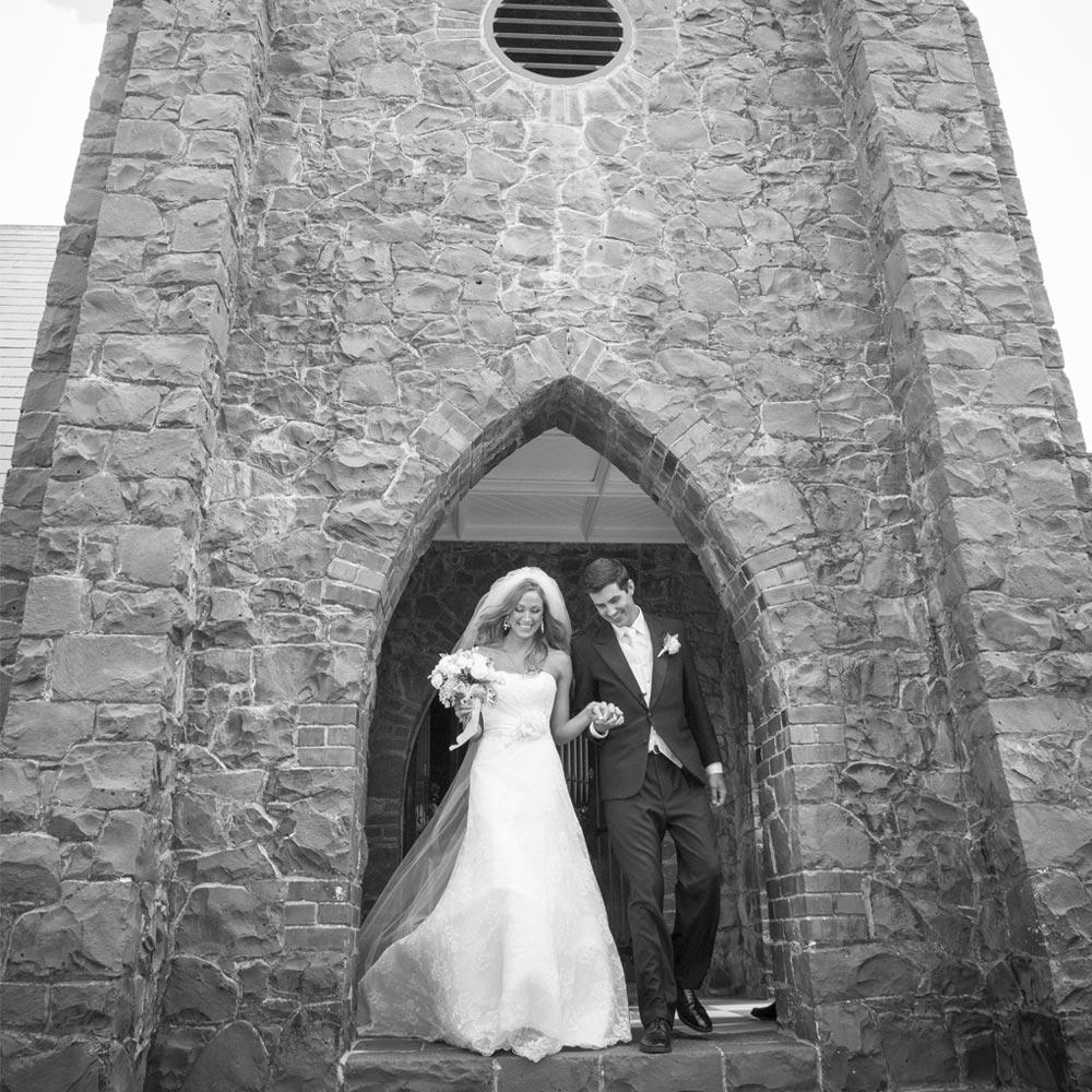 Sophie's Church Wedding