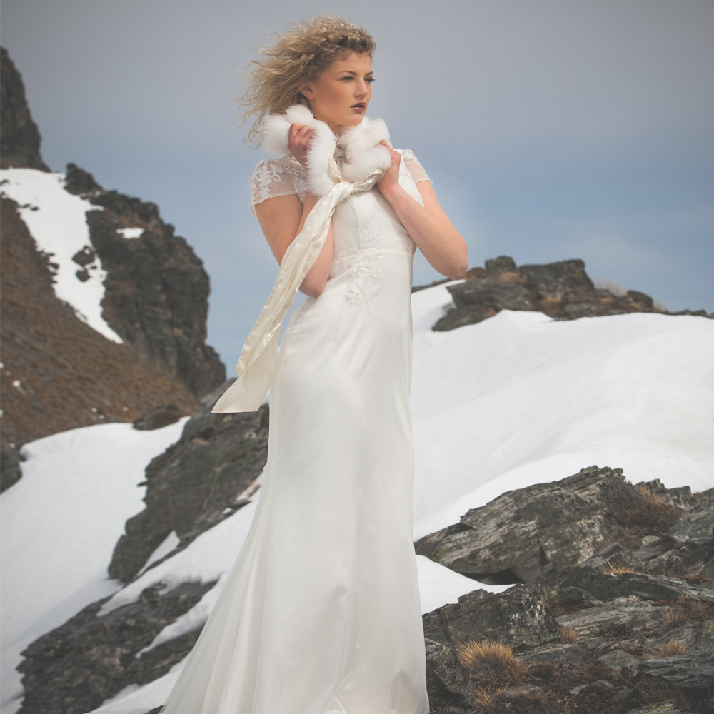 Queenstown Snow Wedding