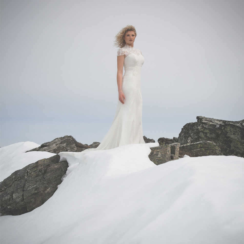 Queenstown Wedding in Snow