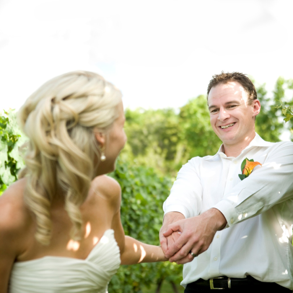 Waiheke Vineyard Wedding