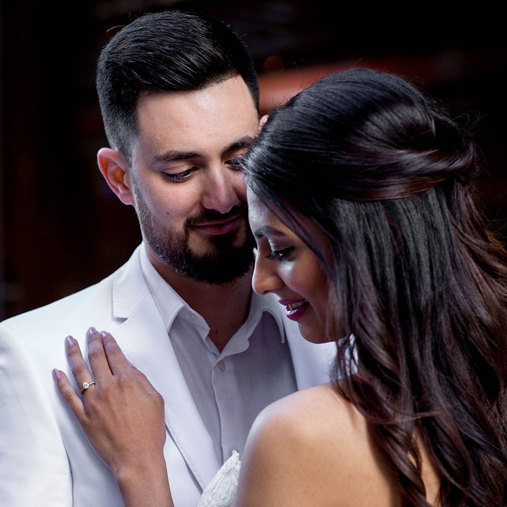 Indian and middle Eastern Wedding Hair and Makeup