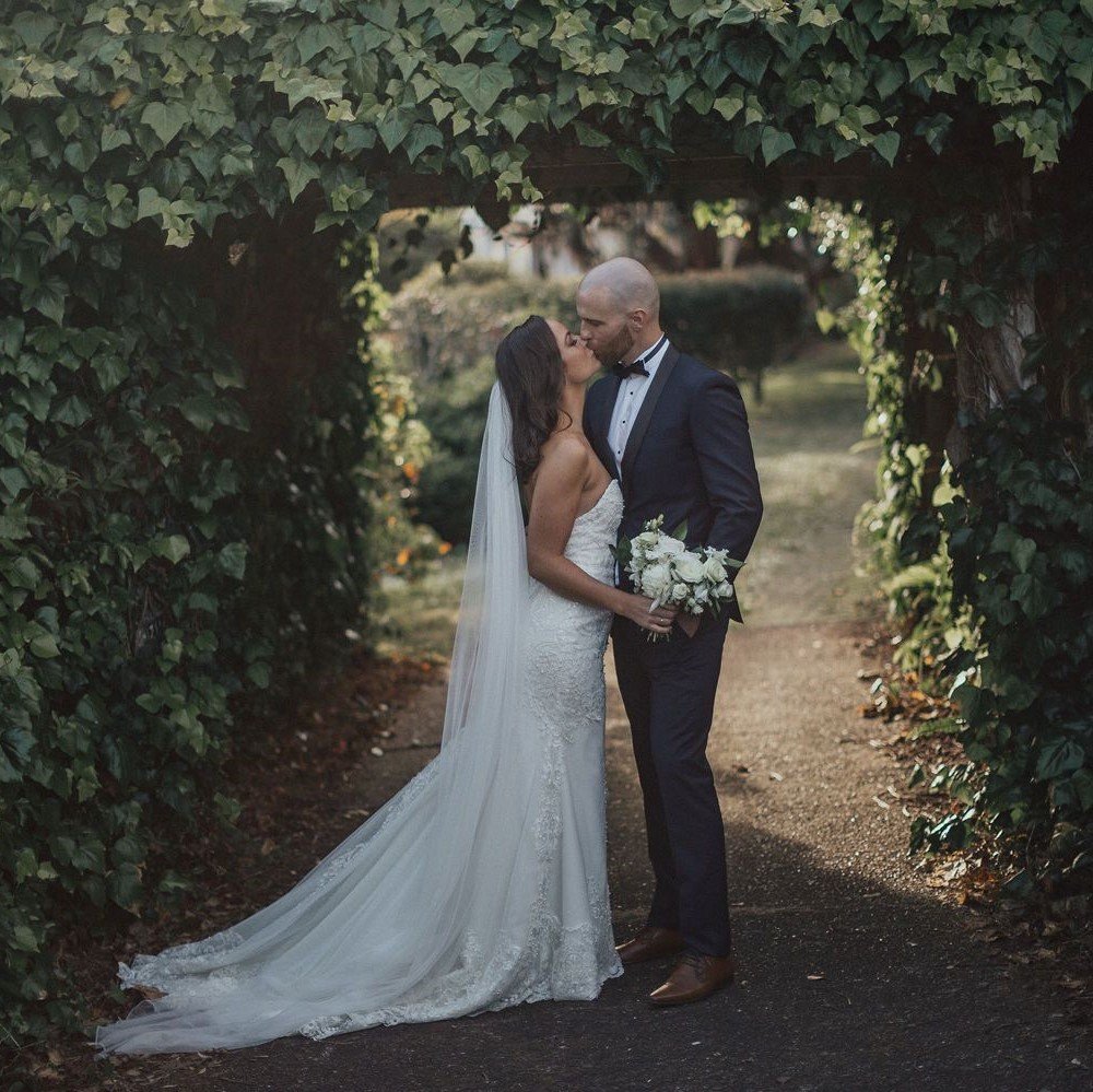NZ Weddings Magazine - Christine and Duncan
